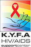KYFA HIV / AIDS Support Center Logo